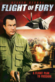 Flight of Fury - movie with Steven Seagal.