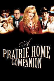 A Prairie Home Companion - movie with Lindsay Lohan.