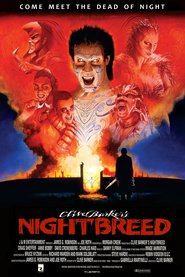 Nightbreed - movie with David Cronenberg.