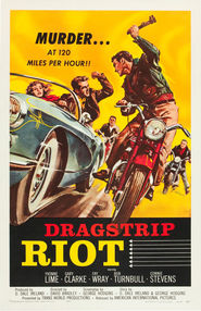 Dragstrip Riot - movie with Fay Wray.