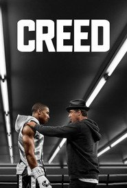 Creed - movie with Michael B. Jordan.