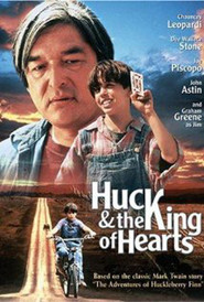 Huck and the King of Hearts - movie with Graham Greene.