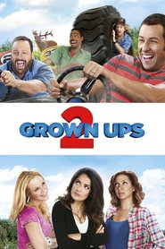 Grown Ups 2 - movie with Maya Rudolph.