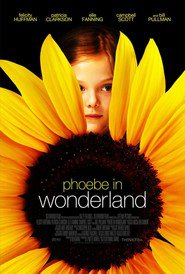 Phoebe in Wonderland - movie with Patricia Clarkson.