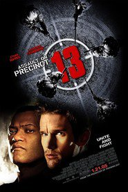 Assault on Precinct 13 - movie with John Leguizamo.