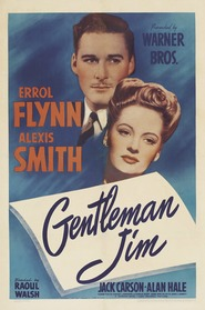 Gentleman Jim - movie with Errol Flynn.
