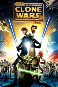 Star Wars: The Clone Wars - movie with Anthony Daniels.