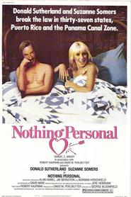 Nothing Personal - movie with Donald Sutherland.
