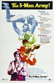 Un esercito di 5 uomini is the best movie in Claudio Gora filmography.