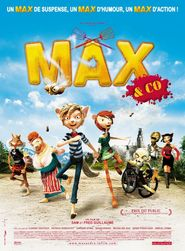 Max & Co - movie with Denis Podalydes.