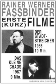 Der Stadtstreicher is the best movie in Rainer Werner Fassbinder filmography.