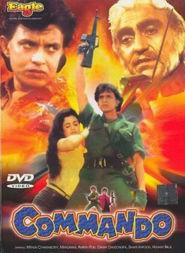 Commando - movie with Shakti Kapoor.