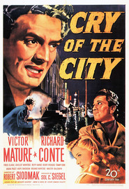Cry of the City is the best movie in Debra Paget filmography.