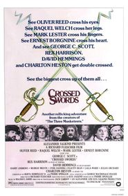 Crossed Swords is the best movie in Oliver Reed filmography.