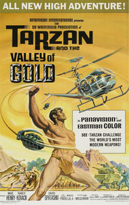 Tarzan and the Valley of Gold - movie with Mike Henry.