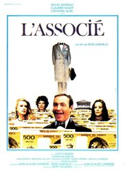 L'associe - movie with Mathieu Carriere.