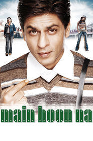 Main Hoon Na - movie with Bindu.