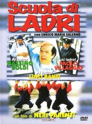 Scuola di ladri is the best movie in Lino Banfi filmography.