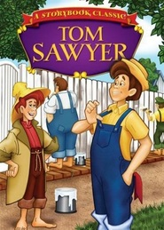 The Adventures of Tom Sawyer - movie with Michael Pate.