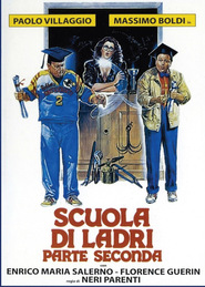 Scuola di ladri - parte seconda - movie with Paolo Villaggio.