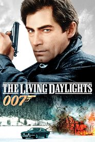 The Living Daylights - movie with Timothy Dalton.