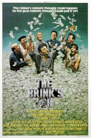 The Brink's Job - movie with Peter Boyle.