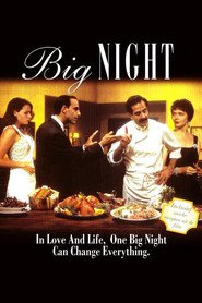 Big Night - movie with Tony Shalhoub.