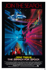 Star Trek III: The Search for Spock - movie with Christopher Lloyd.