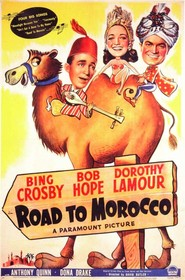 Road to Morocco - movie with Anthony Quinn.