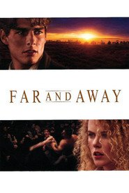 Far and Away - movie with Colm Meaney.