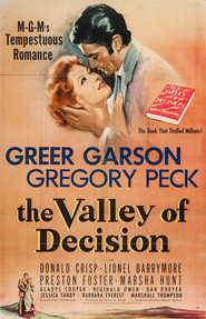 The Valley of Decision - movie with Donald Crisp.