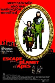 Escape from the Planet of the Apes - movie with Roddy McDowall.