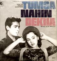 Tumsa Nahin Dekha is the best movie in Anjali Devi filmography.