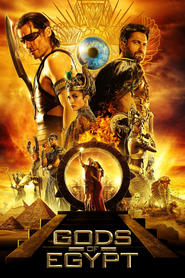 Gods of Egypt - movie with Nikolaj Coster-Waldau.