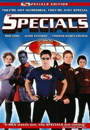 The Specials - movie with Rob Lowe.