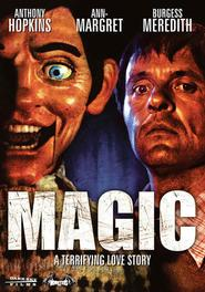 Magic - movie with Anthony Hopkins.