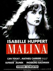 Malina - movie with Mathieu Carriere.