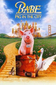 Babe: Pig in the City - movie with James Cromwell.