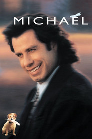 Michael - movie with John Travolta.
