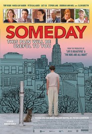 Someday This Pain Will Be Useful to You - movie with Lucy Liu.