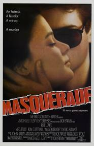 Masquerade - movie with Rob Lowe.