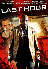 Last Hour is the best movie in David Carradine filmography.