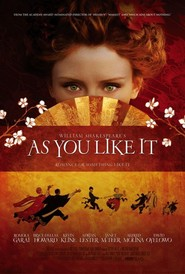 As You Like It - movie with Adrian Lester.
