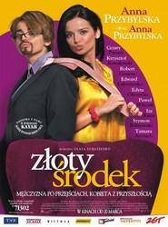 Zloty srodek is the best movie in Szymon Bobrowski filmography.