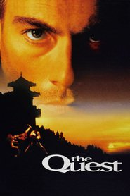 The Quest - movie with Roger Moore.