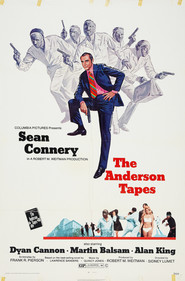 The Anderson Tapes is the best movie in Alan King filmography.