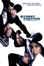 Street Fighter: The Legend of Chun-Li - movie with Neal McDonough.
