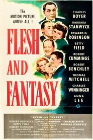 Flesh and Fantasy - movie with Betty Field.
