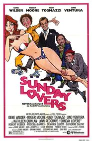 Sunday Lovers - movie with Roger Moore.