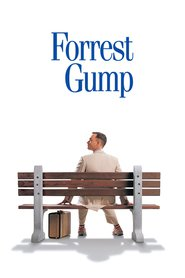 Forrest Gump - movie with Tom Hanks.